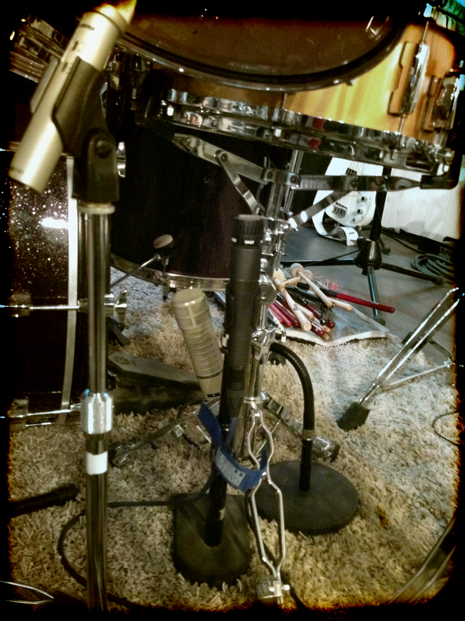 Kick/Bottom Snare Mic 2