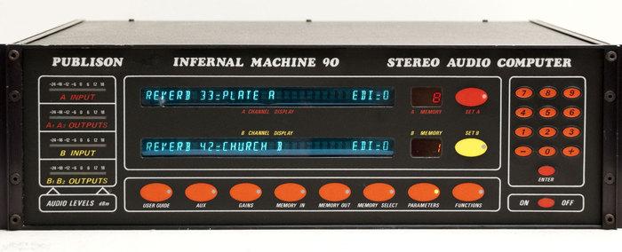 Audio Ease Altiverb 7 : Infernal Machine 90