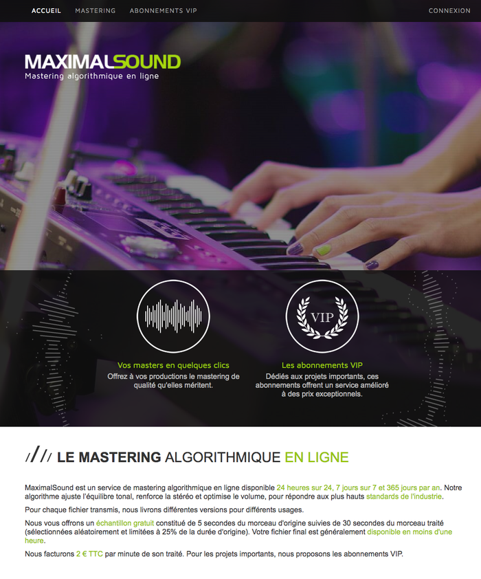 MaximalSound
