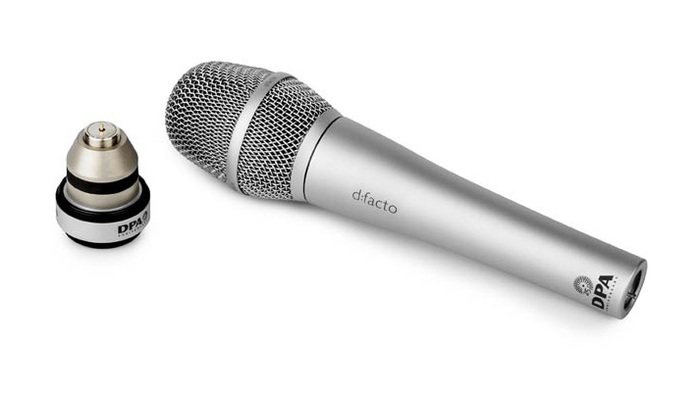 DPA Microphones d:facto™ Vocal Microphone FA4018VDPAB : dfacto packshot 01