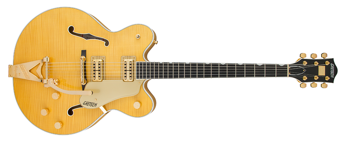 Gretsch G6122TFM Players Edition Country Gentleman Hollow Body w/Bigsby : Gretsch G6122TFM Players Edition Country Gentleman Hollow Body w/Bigsby (10349)