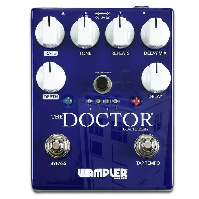 the doctor top
