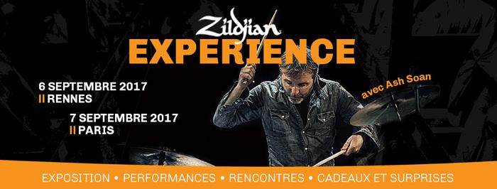 Zildjian Experience
