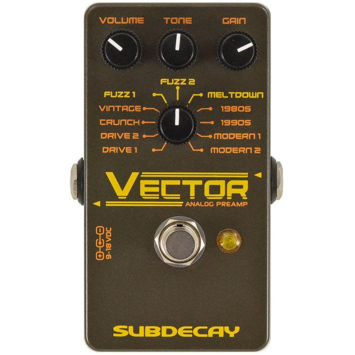 vector preamp