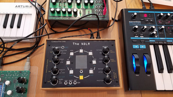 NDLR in setup