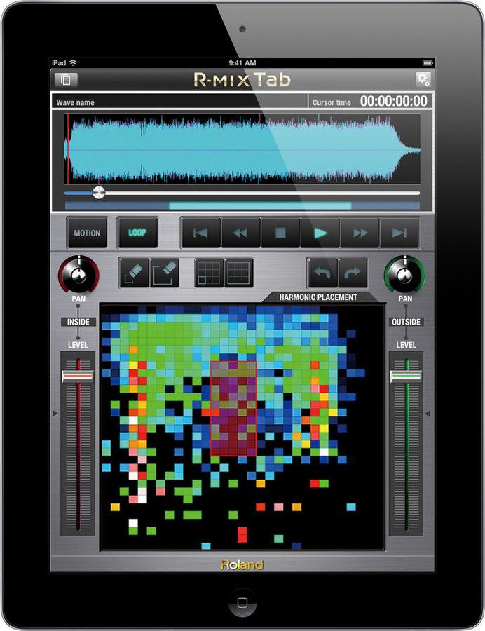 Roland R-Mix Tab