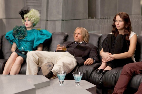 The Hunger Games (2012) (In Hindi) Full Movie Watch Online