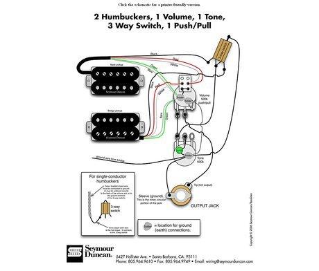 Seymour Duncan Wiring Diagrams on Coil Splitting A Humbucking Pickup Part Two Seymour Duncan Diagram