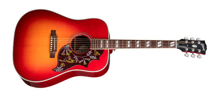 Gibson Hummingbird 2018 : Gibson Hummingbird 2018 (95499)