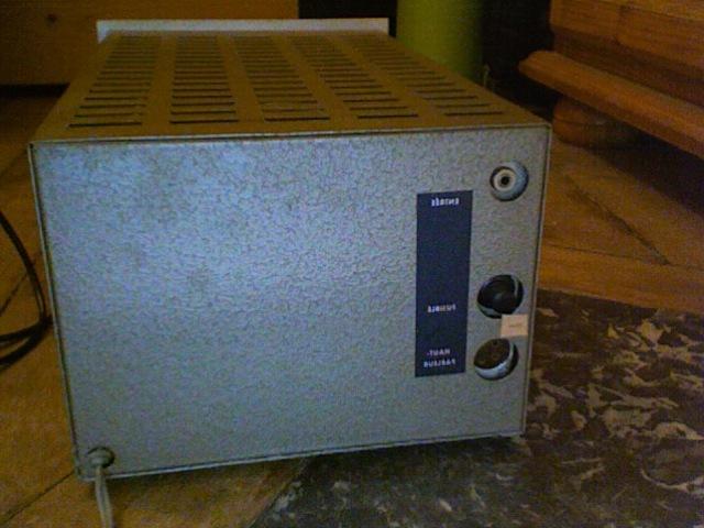 vieil ampli audiotecnic lampes tournedisque comment les faire fonctionner forum. Black Bedroom Furniture Sets. Home Design Ideas