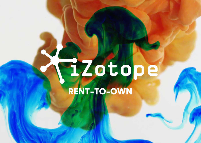 izotope available on rent to own