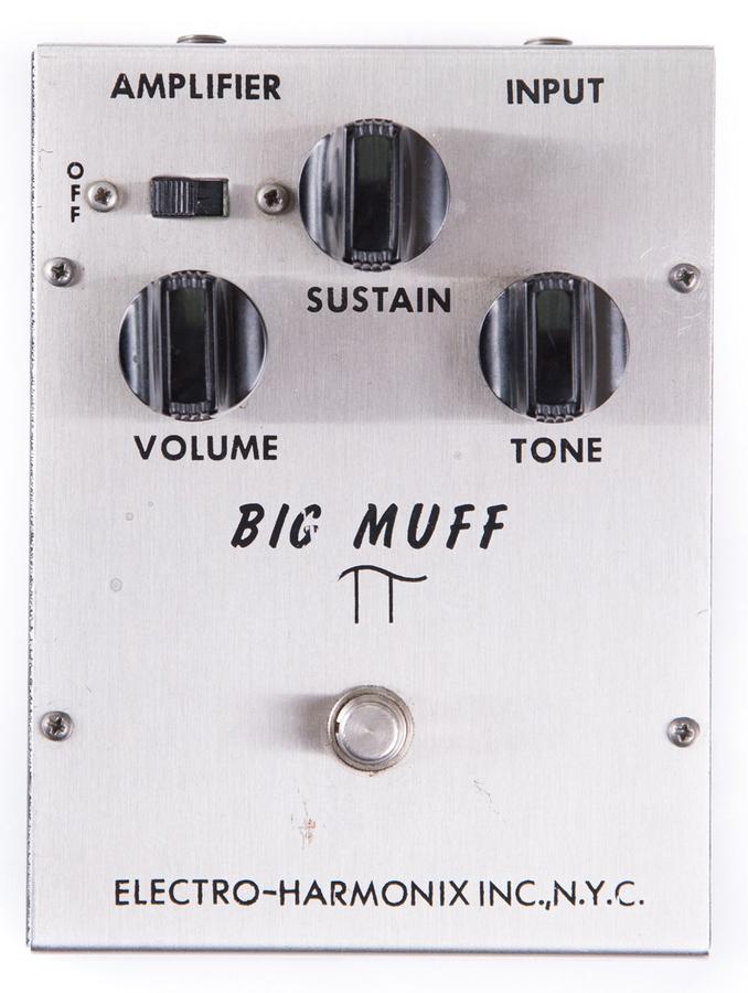 Story Big Muff Pi