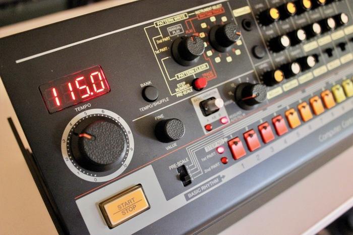Roland TR-08 : TR 08 6