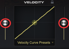 Velocity Handles