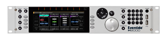 Eventide H9000 : H9000 Front