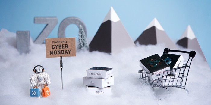 iZotope Cyber Monday