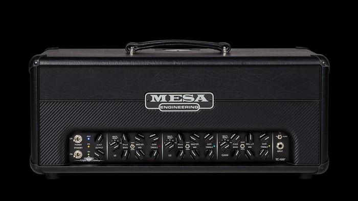 Mesa Boogie Triple Crown TC-100 Head : tc100 head frt hq