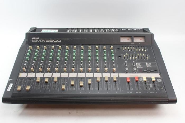 yamaha emx2300 power mixer 1 442016183142452019