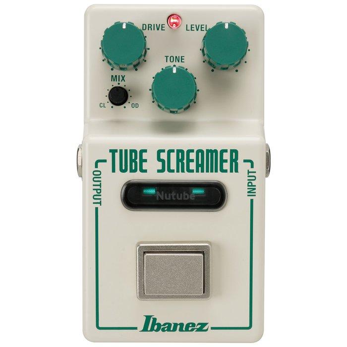 Ibanez Nu Tube Screamer Overdrive : A