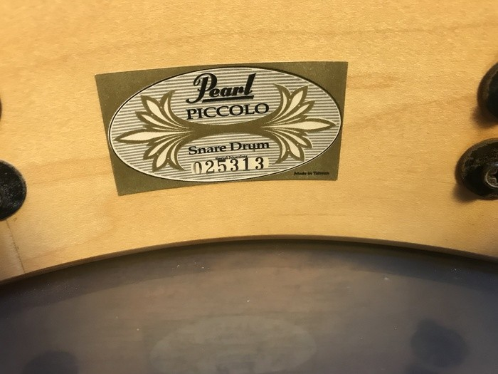 Pearl M1330 Maple Piccolo13x3 Liquid Amber 5.JPG