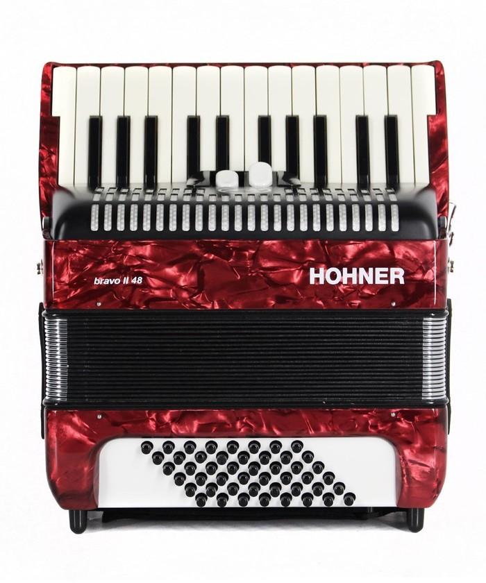 HOHNER BRAVO II 48