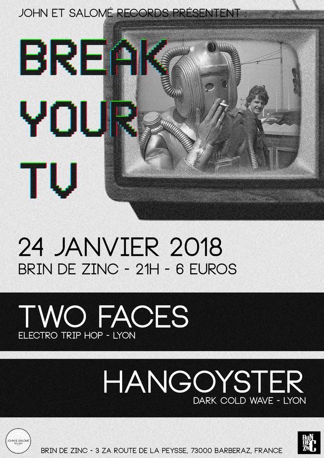 24 JANV TWO FACES