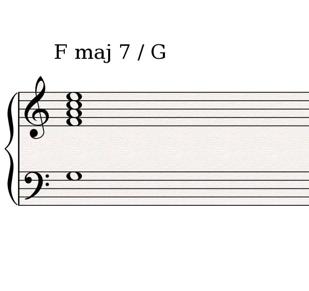 Fmaj7/G