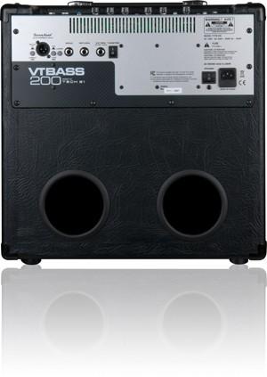 Tech 21 VT Bass 200 : VT200 rear