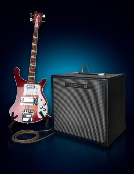 Tech 21 VT Bass 200 : VT200 withbass
