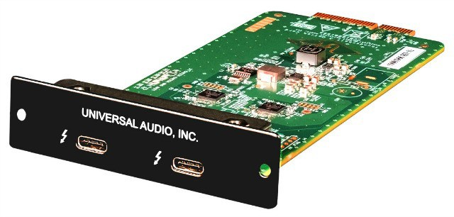 Apollo Thunderbolt 3 card