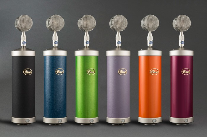 Blue Microphones Bottle : Bottle Custom Color Comp copy
