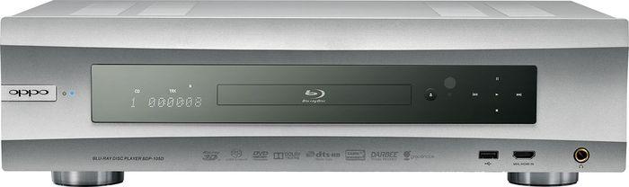 Oppo BDP 105D Aria Silver
