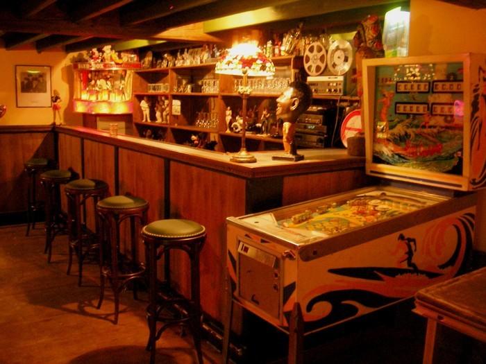 bar & flipper salle de repetition
