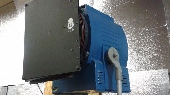 LTM LUXARC 4 KW HMI