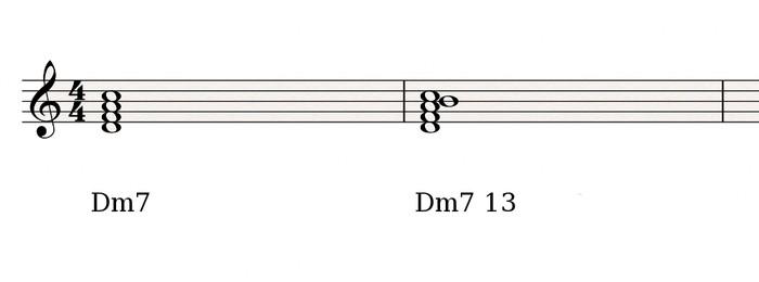 Dm7 Dm7 13