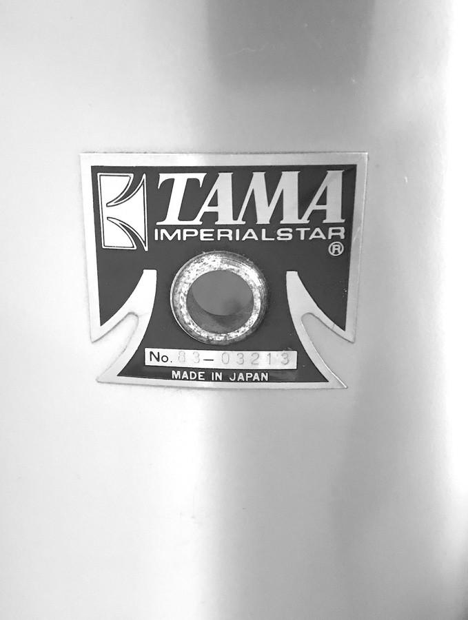 Tama 18x16 Imperialstar Tom Basse Gris 5.JPG
