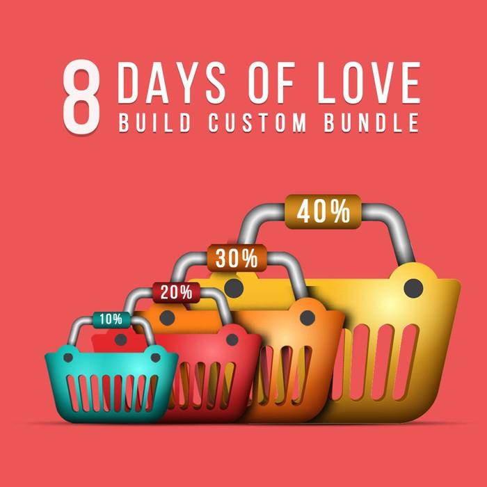 8Dio custom bundles