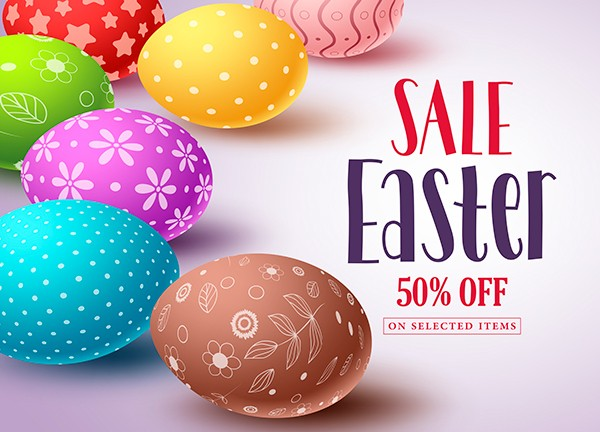 Scarbee Easter Sale