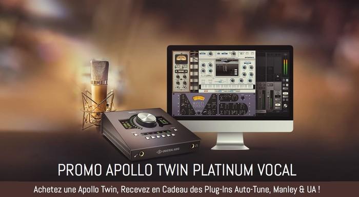 twin platinum vocal promo