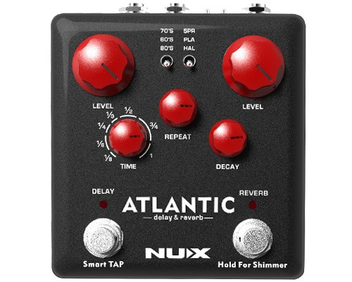 nUX Atlantic Delay & Reverb : 001  1