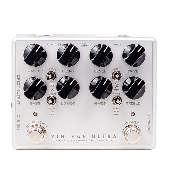 Darkglass Electronics Vintage Ultra V2 : Vintage Ultra v2 Front