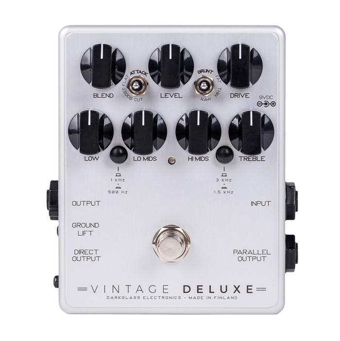 Darkglass Electronics Vintage Deluxe V3 : Vintage Deluxe v3 2