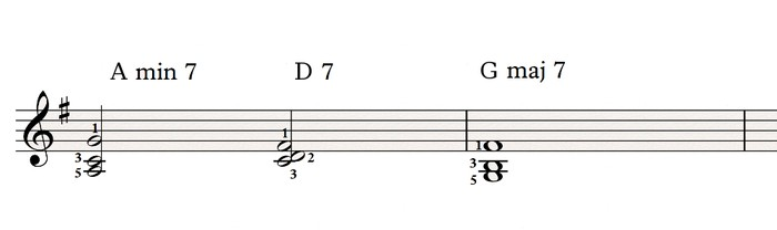 Voicings for piano 1