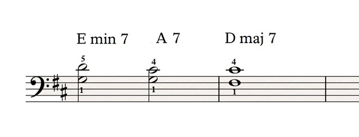 Voicings for piano 5