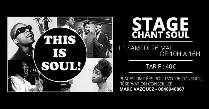 Stage Chant Soul Rimshot
