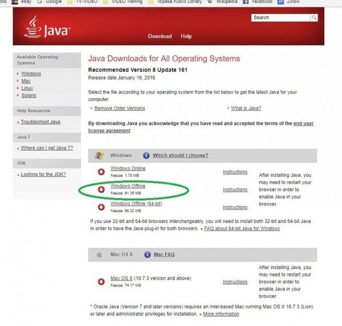 Java DL Webpage.thumb .73679af1445d840b6ec4b060e0359e23