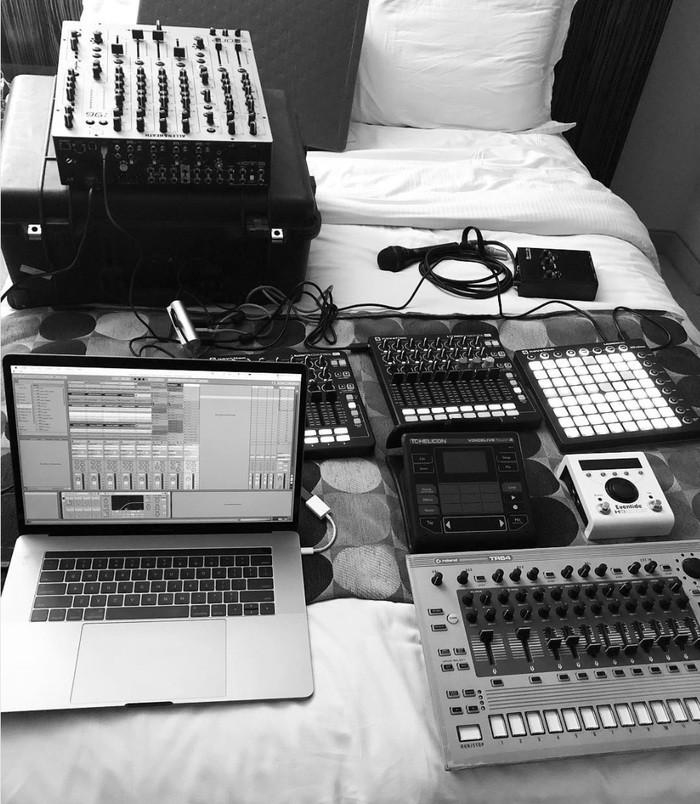 Xone 96 Sian Setup Instagram