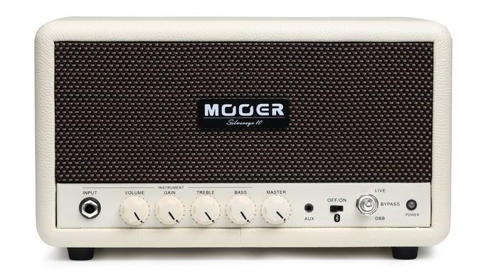 mooer silvereye amp front