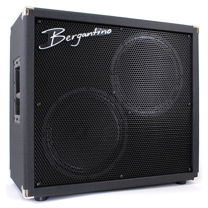 Bergantino AD212 Guitar Speaker Cabinet : AD212HeroWhite800