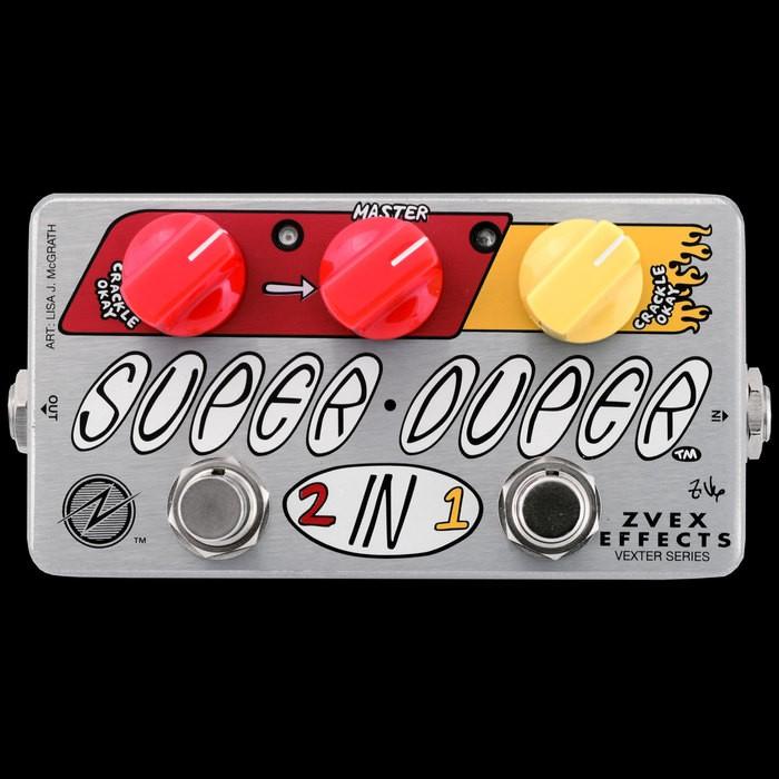 ZVEX concert bass mod 1